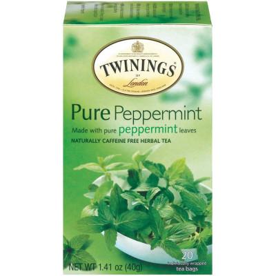 Twinings of London Peppermint Herbal Tea