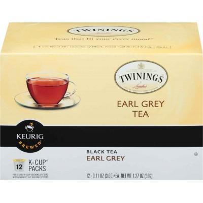 Twinings of London K Cup Earl Grey Tea