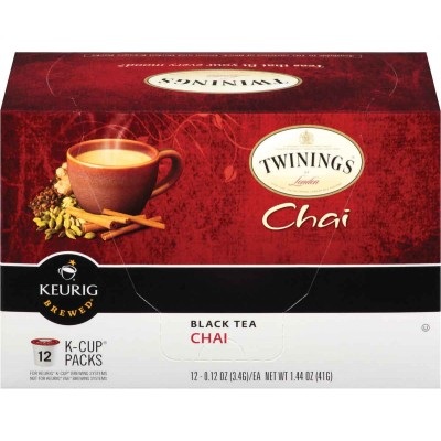 Twinings of London K Cup Chai Tea