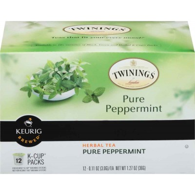 Twinings of London K Cup Peppermint Tea