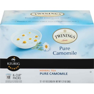 Twinings of London K Cup Pure Camomile Tea