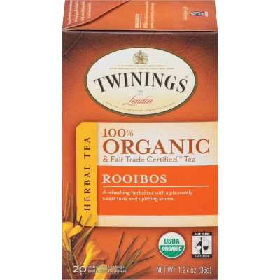 Twinings of London Organic Rooibus Tea