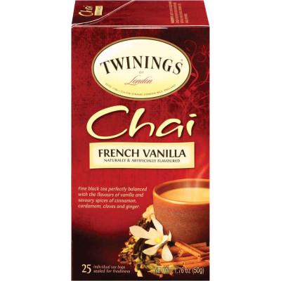 Twinings of London French Vanilla Chai Tea
