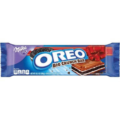 Milka / Oreo Crunch Big Tablet