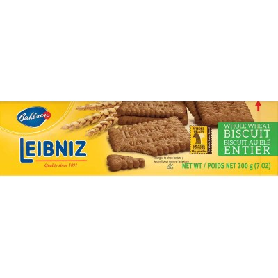 Bahlsen Leibniz Whole Wheat Cellos