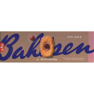 Bahlsen Deloba with Red Current Cookie Box