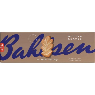 Bahlsen Butter Leaves Cookie Box