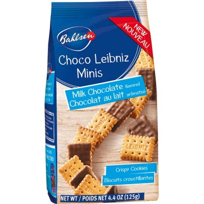 Bahlsen MIlk Chocolate Leibniz Mini Bag