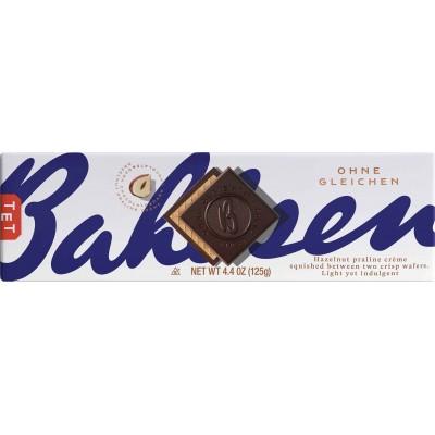 Bahlsen Dark Chocolate First Class Cookie Box