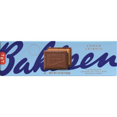 Bahlsen Milk Chocolate Leibniz Cookie Box