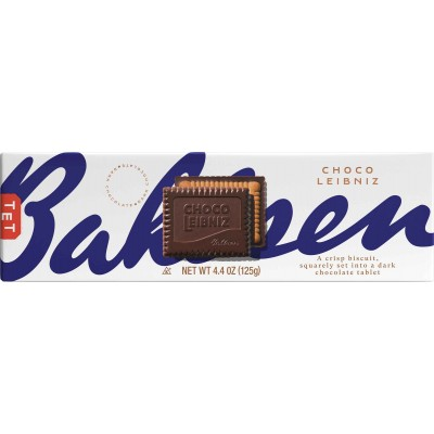 Bahlsen Dark Chocolate Leibniz Cookie Box