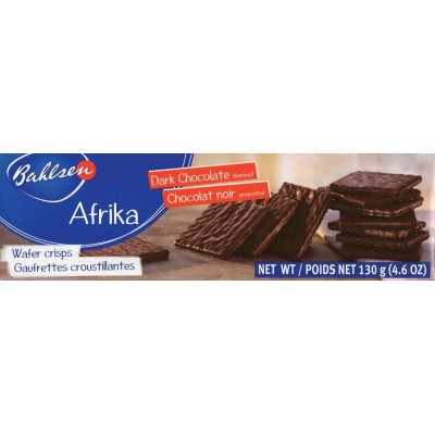 Bahlsen Dark Chocolate Afrika Cookie Box