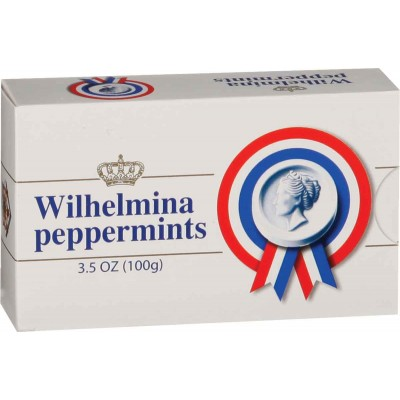 Wilhelmina Travel Peppermint Box