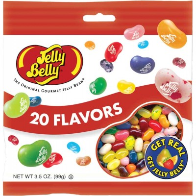 Jelly Belly Assorted Peg Bag