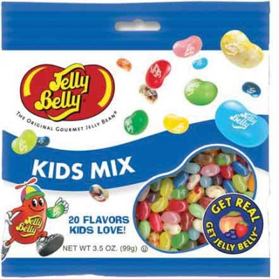 Jelly Belly Kidz Peg Bag Mix
