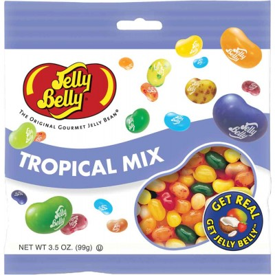 Jelly Belly Tropical Peg Bag