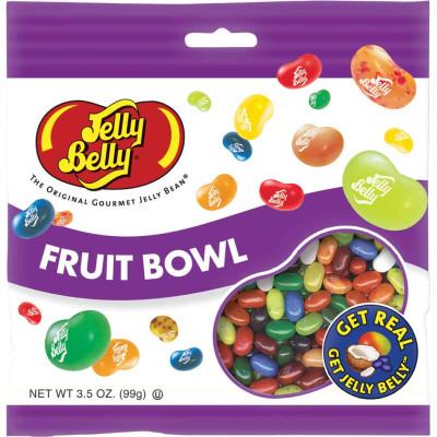 Jelly Belly Fruit Bowl Peg Bag