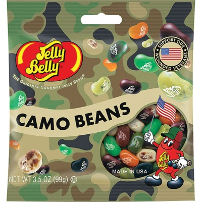 Jelly Belly Camo Peg Bag