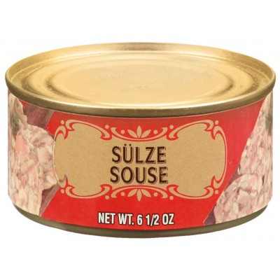 Geiers Sulze (Head Cheese) Tin