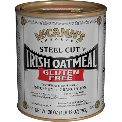 McCanns Gluten Free Traditional Oatmeal Tin