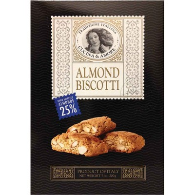 Cucina & Amore Biscotti Almond