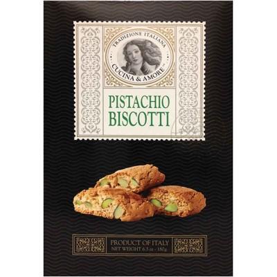 Cucina & Amore Biscotti Pistachio
