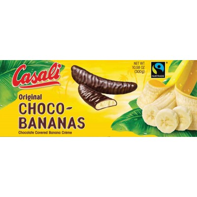 Casali Chocolate Bananas