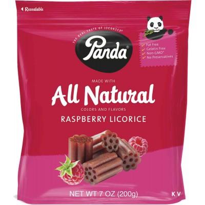 Panda Raspberry Chews Bag