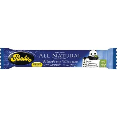 Panda Blueberry Licorice Bar