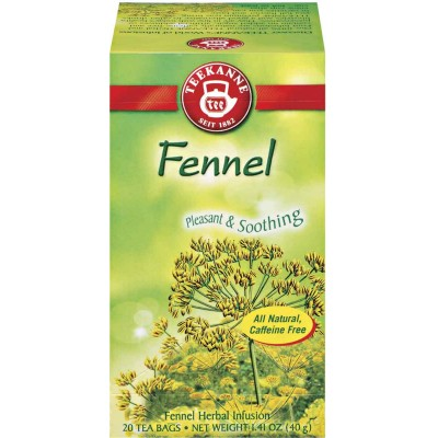 Teekanne Fennel Tea