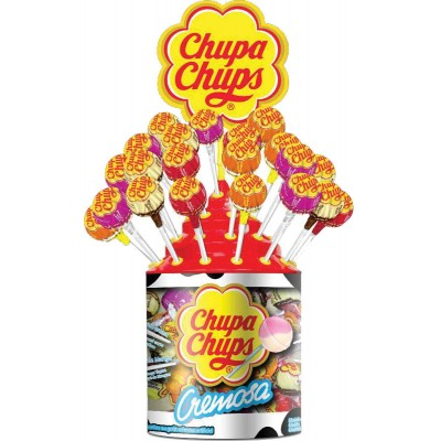 Chupa Chups Cremosa Ice Cream Lollipops