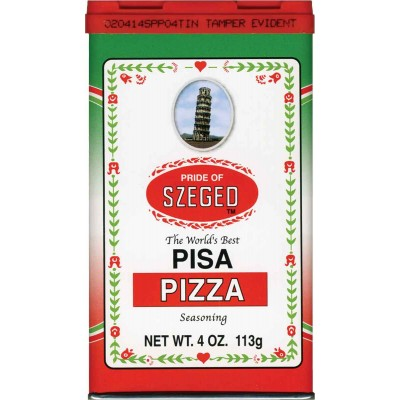 Szeged Pizza Seasoning