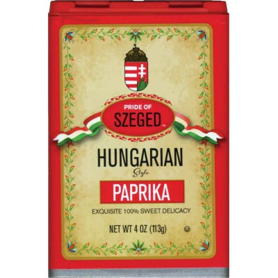 Szeged Sweet Paprika Spice Tin