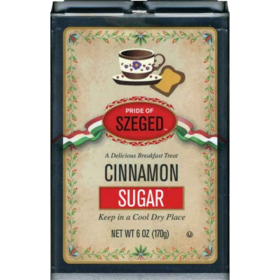 Szeged Cinnamon and Sugar Spice Tin