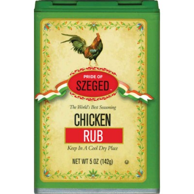Szeged Chicken Rub Seasoning