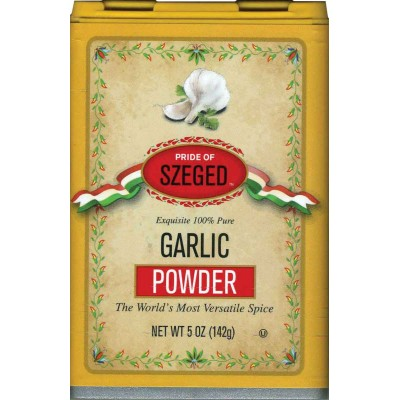 Szeged Garlic Powder Spice Tin