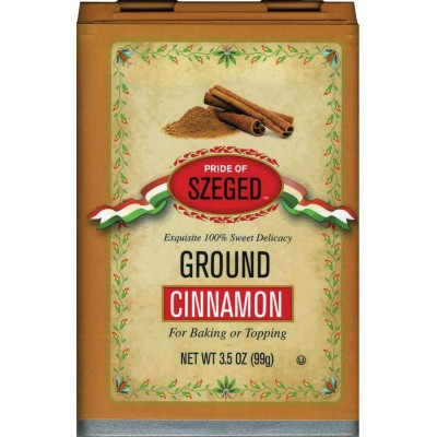 Szeged Ground Cinnamon Spice Tin