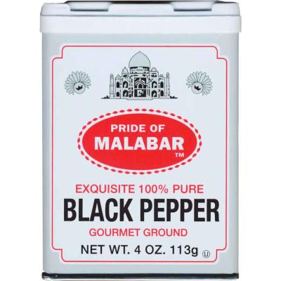 Szeged Malabar Black Pepper Spice Tin