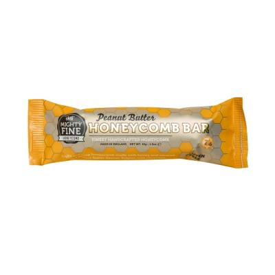 Mighty Fine Kitchens Peanut Butter Honeycomb Bar