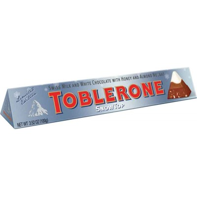 Toblerone SnowTop Milk Chocolate Bar