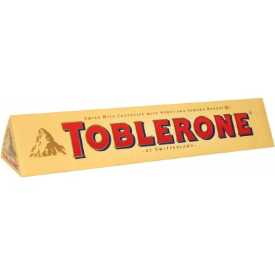 Toblerone Large Milk Chocolate Bar