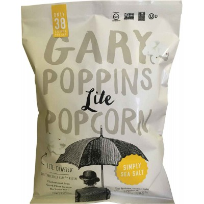 Gary Poppins Simply Sea Salt Popcorn