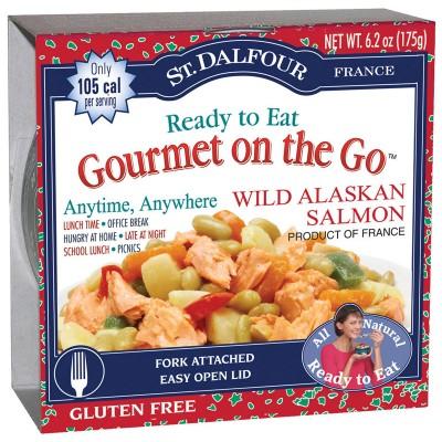 St Dalfour Wild Salmon Salad