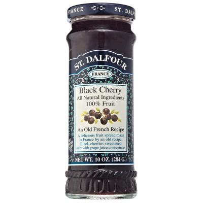 St Dalfour Black Cherry Preserve