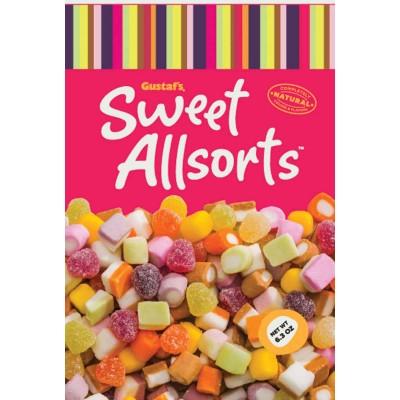 Gerrits Sweet Allsorts Novelty Gummy