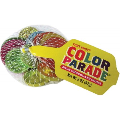 Fort Knox Color Parade Coins