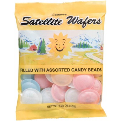 Gerrits Original Satellite Wafers Novelty Candy