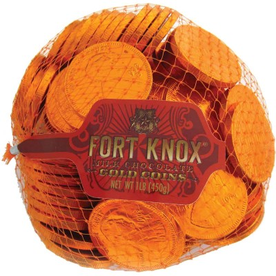Fort Knox Foil Pennies Large Bag
