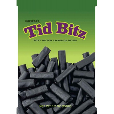 Gustafs Dutch Licorice Tid Bitz Bag