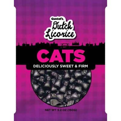 Gustafs Dutch Licorice Cats Bag